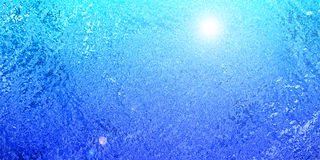 Water with sun Royalty Free Stock Photos