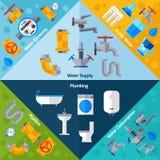 Water Supply Corners Royalty Free Stock Photo