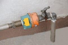 Water Supply Meter Stock Image
