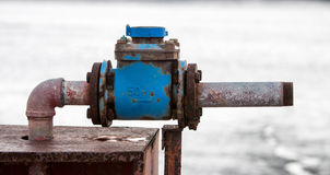 Water supply Royalty Free Stock Photos