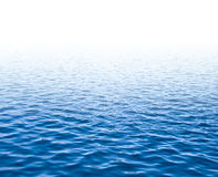 Water surface. Abstract background with a text field Stock Photo