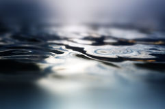 Water surface background Royalty Free Stock Photo