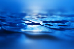 Water surface background Royalty Free Stock Photos