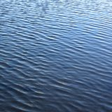 Water surface texture. Piece of water surface background Royalty Free Stock Photos