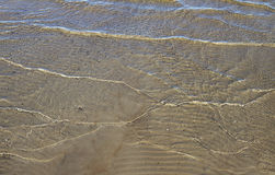Water surface. Royalty Free Stock Photography