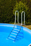 Water in swimming pool Royalty Free Stock Image
