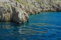 Water swirl 2 Royalty Free Stock Photo