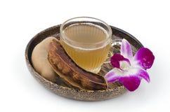 Water Tamarind (Tamarindus indica Linn.). Royalty Free Stock Images