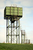 Water Tank. Old type water tank Royalty Free Stock Image