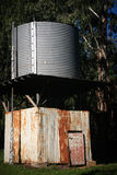 Water Tank Royalty Free Stock Photo