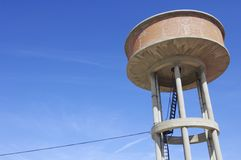 Water tank Stock Image