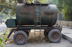 Water tank Stock Image