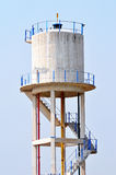 Water tank. Looking great in sunny day Stock Photo