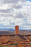 Water tank - morocco roses valley Stock Photography