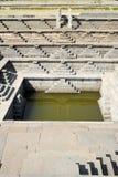Water tank of Royal Enclosure temple at Hampi Royalty Free Stock Image