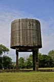 Water tank for steam trains Royalty Free Stock Images
