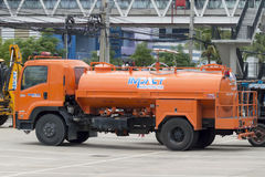 Water tank truck Stock Photos