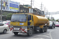 Water tank truck Stock Photography