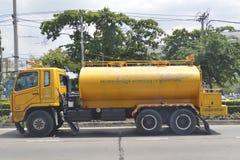 Water tank truck Stock Photo