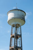 Water tank for water supply Royalty Free Stock Image