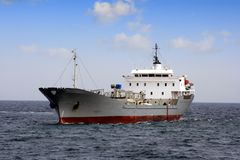 Water tanker Royalty Free Stock Image