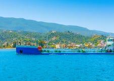 Water tanker Stock Photos