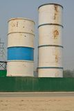 Water tanks. Stock Photography