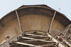 Water Tanks Tower Stock Photo