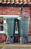 Water tanks Royalty Free Stock Photography