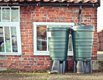 Water tanks Stock Images
