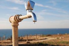 Water tap royalty free stock photos