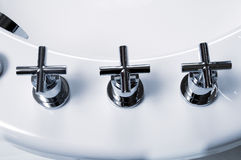 Water tap royalty free stock photo