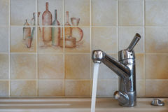 Water tap. Stock Photos