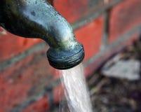 Water tap Stock Image
