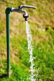 Water tap Stock Images