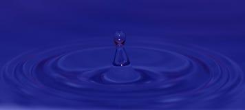 Water tappar Arkivfoton
