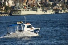 Water taxi, Australia. Royalty Free Stock Photo
