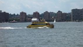 Water Taxi Royalty Free Stock Photos