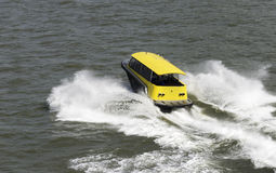 Water taxi rotterdam Royalty Free Stock Photos