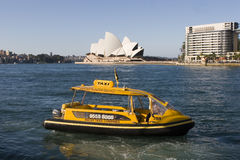 Water taxi in Sydney Royalty Free Stock Photography
