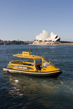 Water taxi in Sydney Stock Photography