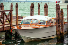 Water Taxi Stock Photography