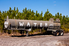 Water tender Royalty Free Stock Photography