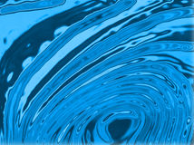 Water texture. Generated by computer Royalty Free Stock Image