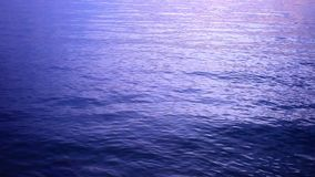 Water texture steel sunset violet. HD. 1920x1080 stock footage