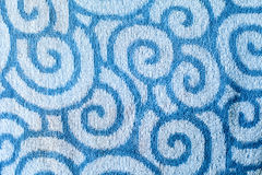 Water texture on the towel Royalty Free Stock Images