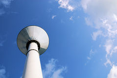 Water tower Stock Images