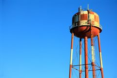 Water Tower Stock Photography