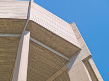 Water tower. Architectural detail - water tower in Finland Royalty Free Stock Image