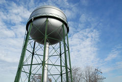 Water tower Royalty Free Stock Photo